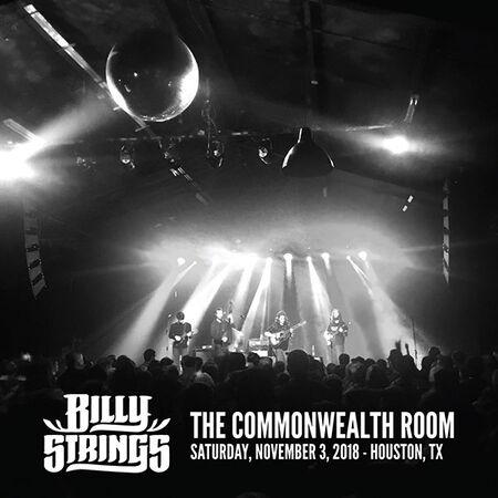 11/03/18 The Commonwealth Room, Salt Lake City, UT