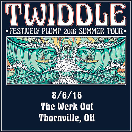 08/06/16 Werk Out Festival, Thornville, OH