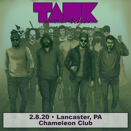 02/08/20 Chameleon Club, Lancaster, PA