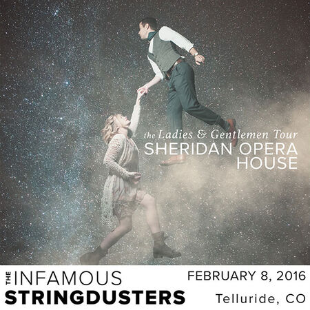 02/08/16 Sheridan Opera House, Telluride, CO