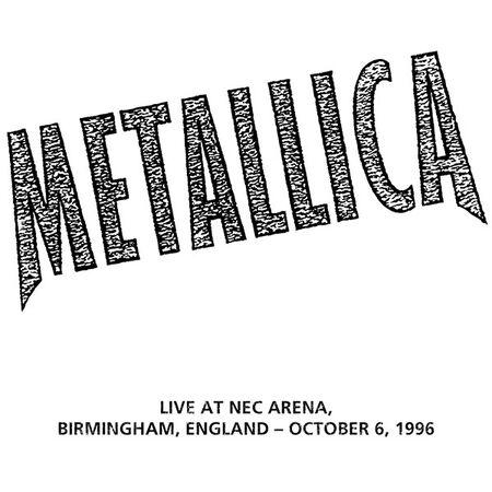 10/06/96 NEC Arena, Birmingham, ENG