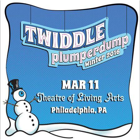 03/11/16 Theater Of Living Arts, Philadelphia, PA