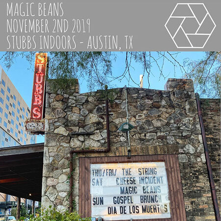 11/02/19 Stubb's Bar-B-Q, Austin, TX