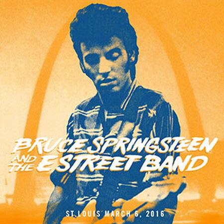 03/06/16 Chaifetz Arena, St. Louis, MO