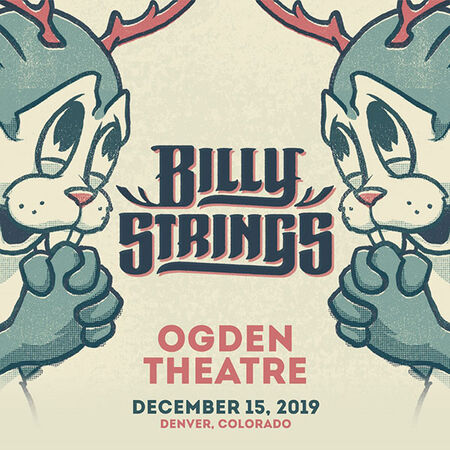 12/15/19 Ogden Theatre, Denver, CO