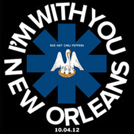 10/04/12 New Orleans Arena, New Orleans, LA