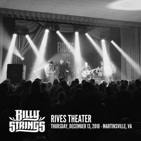 12/13/18 Rives Theater, Martisville, VA