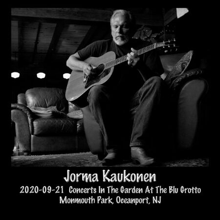 09/21/20 Concerts In The Garden At The Blu Grotto - Monmouth Park, Oceanport, NJ