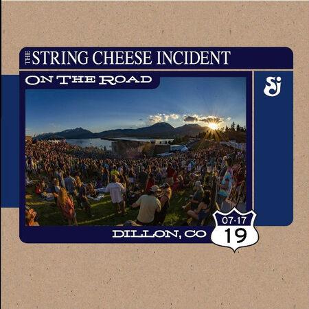 07/17/19 Dillon Amphitheater, Dillon, CO