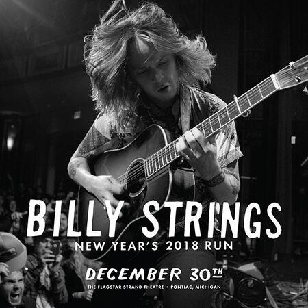 12/30/18 Flagstar Strand Theatre For The Arts , Pontiac, MI