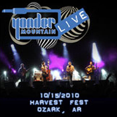 10/15/10 Mulberry Mountain Harvest Music Festival, Ozark, AR