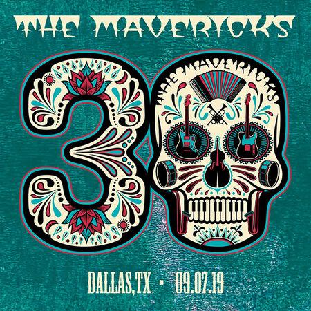 09/07/19 The Statler Ballroom, Dallas, TX