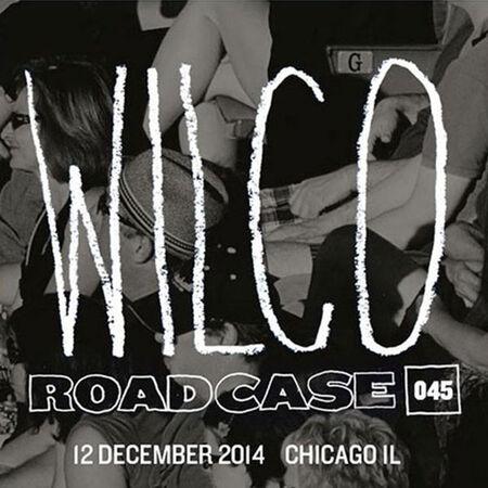12/12/14 Riviera Theatre, Chicago, IL
