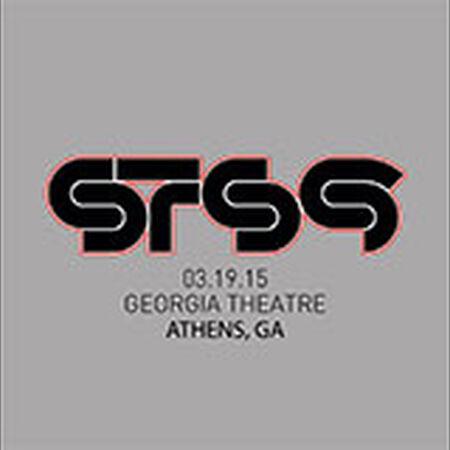 03/19/15 Georgia Theatre, Athens, GA