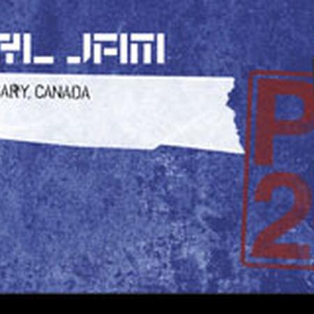 09/21/11 Scotiabank Saddledome, Calgary, AB