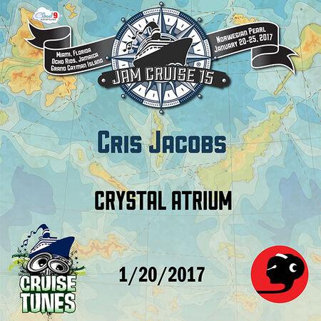 01/20/17 Crystal Atrium, Jam Cruise, US