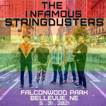 05/31/21 Falconwood Park and Hullabaloo Music Group, Bellevue, NE