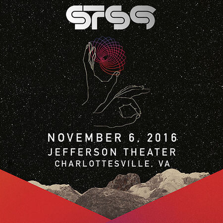 11/06/16 Jefferson Theater, Charlottesville, VA