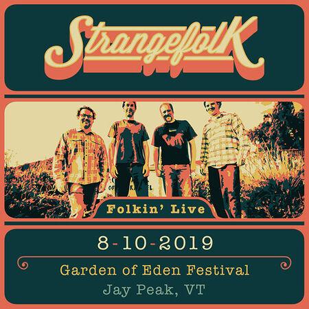 08/10/19 Garden of Eden Festival, Jay Peak, VT