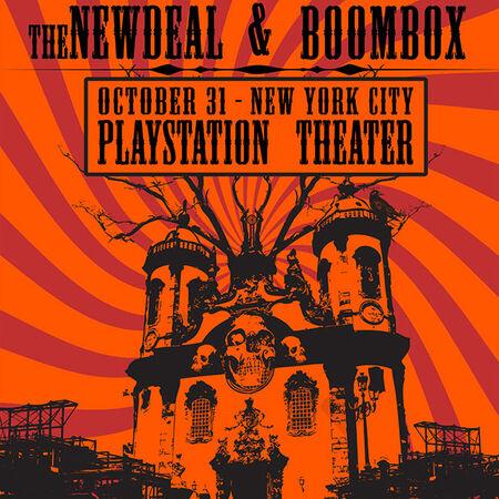 10/31/15 PlayStation Theater, New York, NY
