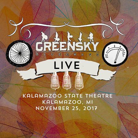 11/25/17 Kalamazoo State Theatre, Kalamazoo, MI