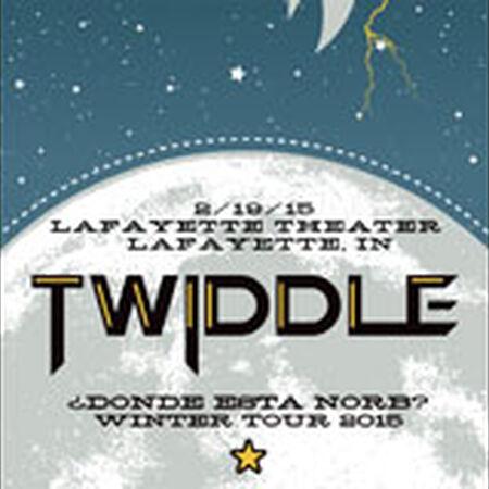 02/19/15 Lafayette Theater, Lafayette, IN
