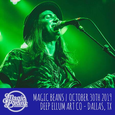 10/30/19 Deep Ellum Art Company, Dallas, TX
