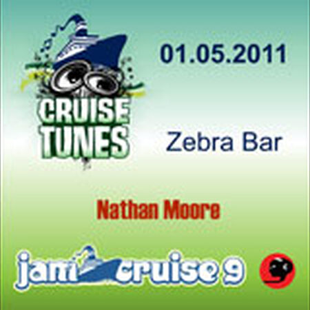 01/05/11 Zebra Bar, Jam Cruise, US