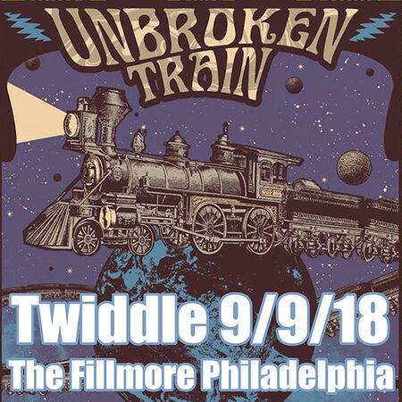 09/09/18 The Fillmore, Philadelphia, PA