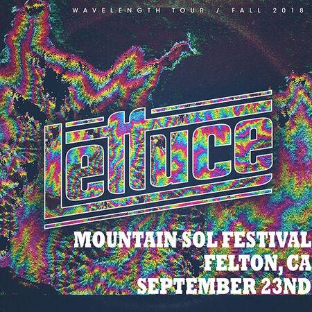 09/23/18 Santa Cruz Mountain Sol, Felton, CA