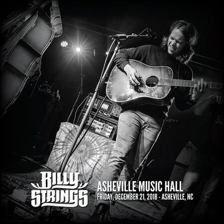 12/21/18 Asheville Music Hall, Asheville, NC