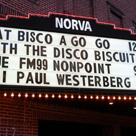 08/10/02 The NorVa, Norfolk, VA