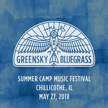 05/27/18 Summer Camp Music Festival, Chillicothe, IL