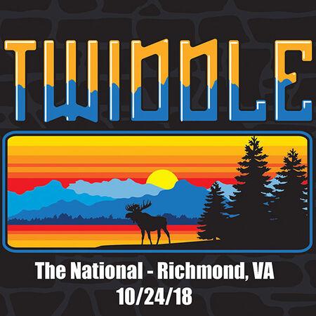 10/24/18 The National, Richmond, VA