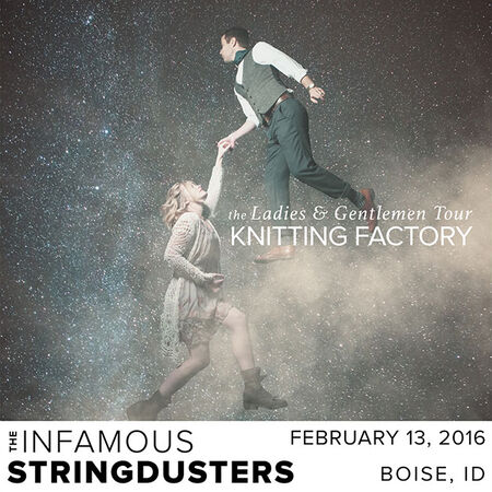 02/13/16 Knitting Factory, Boise, ID