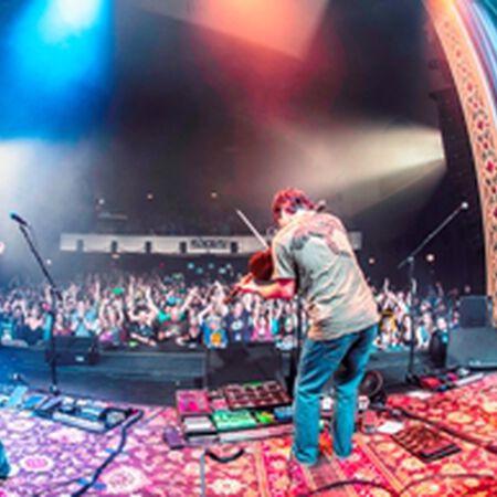 01/18/15 McDonald Theatre, Eugene, OR