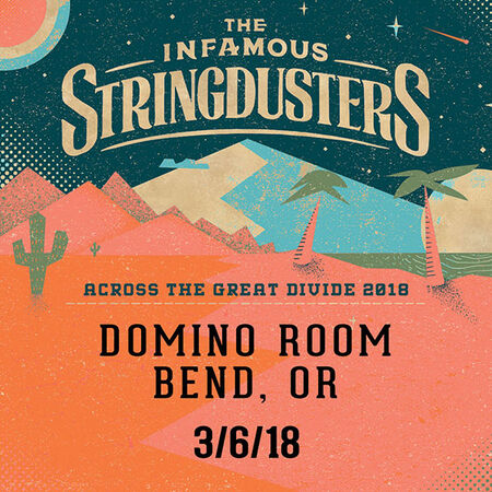 03/06/18 Domino Room, Bend, OR