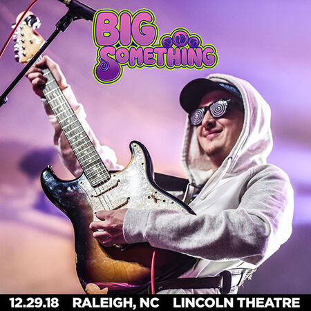 12/29/18 Lincoln Theater, Raleigh, NC
