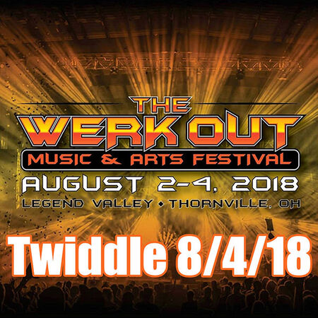 08/04/18 The Werk Out Music & Arts Festival, Thornville, OH