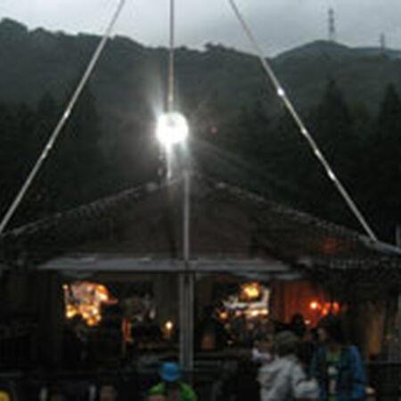 07/30/11 Fuji Rock Festival, Niigata, JP