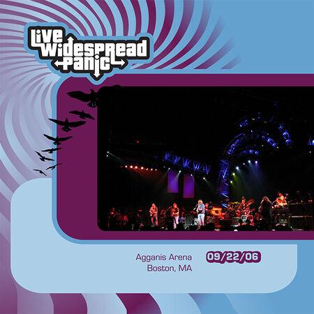 09/22/06 Agganis Arena, Boston, MA