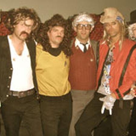 10/31/09 Las Tortugas - Dance of the Dead IV, Groveland, CA