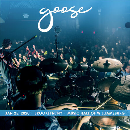 01/25/20 Music Hall of Williamsburg, Brooklyn, NY