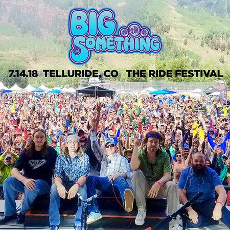 07/14/18 The Ride Festival, Telluride, CO