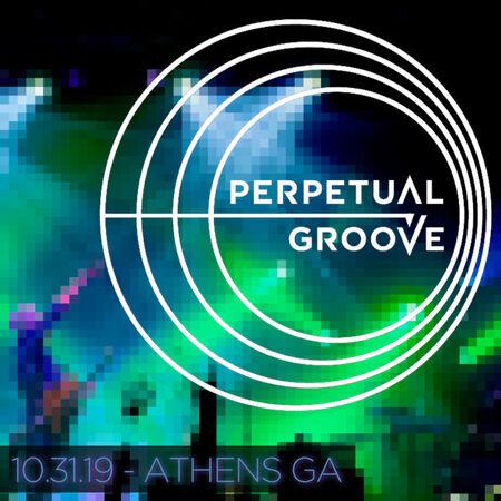 10/31/19 Georgia Theater, Athens, GA