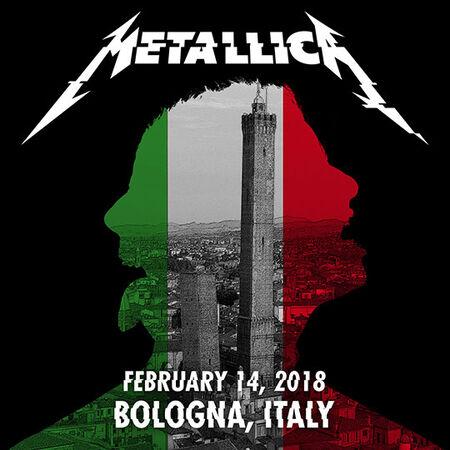 02/14/18 Unipol Arena, Bologna, IT