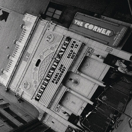04/12/94 Live At The Orpheum Theater, Boston, MA