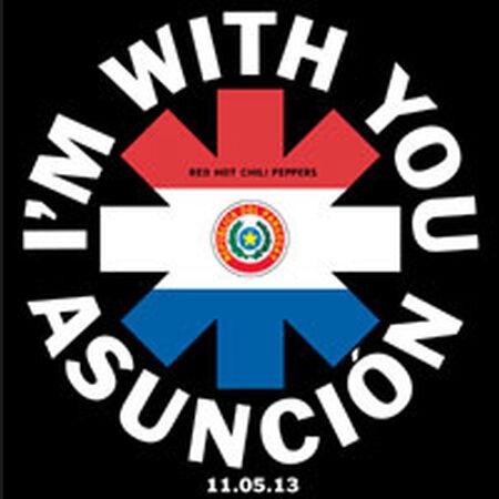 11/05/13 Jockey Club del Paraguay, Asunción, PY