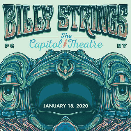 01/18/20 The Capitol Theater, Port Chester, NY