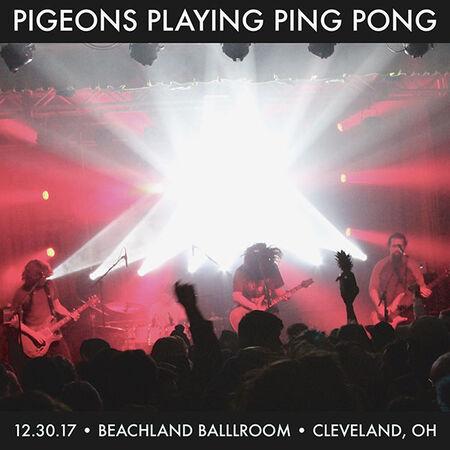 12/30/17 Beachland Ballroom, Cleveland, OH